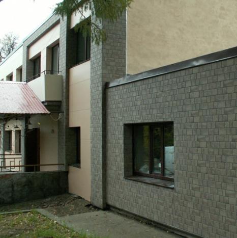 Отделка фасада дома материалы цены